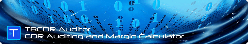 CDR Auditing and Margin Calculator