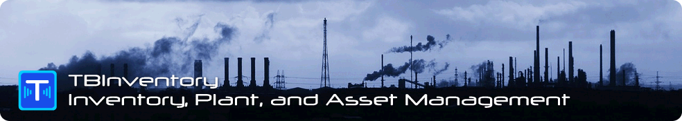 Inventory, Plant, and Asset Management